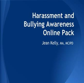 Harassment and Bullying Online Awareness pack